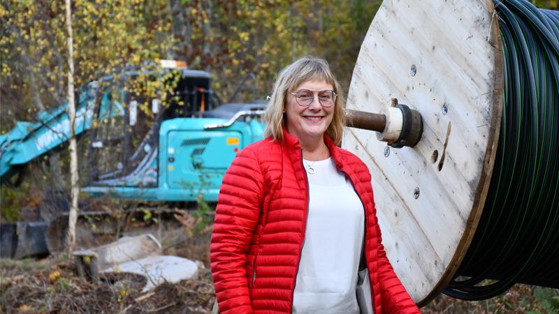 Elisabet Hagström, Ydre kommun